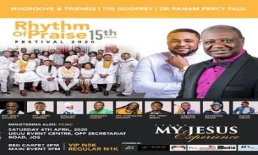 RHYTHM OF PRAISE, FESTIVAL 2020