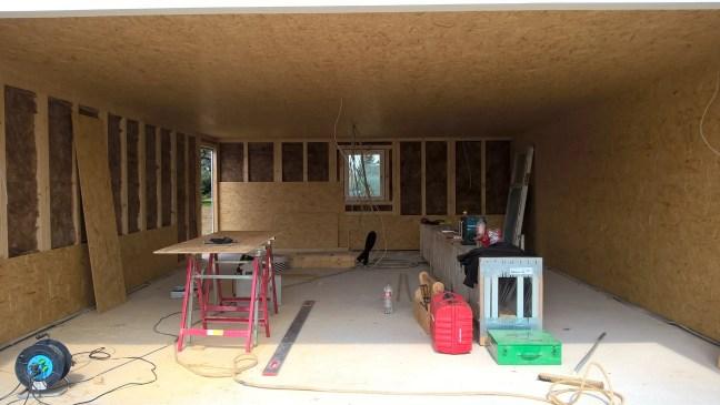 Innenausbau Fink Garage