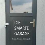 Fink Garage Weilerbach - Nebeneingangstür