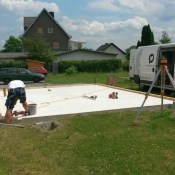 Fink Garage - Birken-Honigessen - Fundament