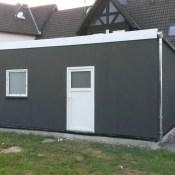 Fink Garage - Birken-Honigessen - Nebeneingangstür