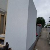 Fink Geräteschuppen - Freising - Aufbau