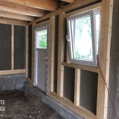 Fink Garage Menden / NRW - Fenster + Tür
