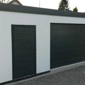 Fink Garage Dautphetal / Hessen - Fertige Garage