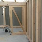 Fink Garage Dautphetal / Hessen - Unterzug Seitenansicht