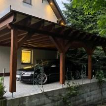 Fink Garage - Carport Bausatz