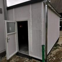 Fink Garage Seitentür