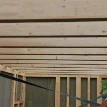 Fink Garage Dachsparren