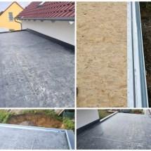 Fink Garage EPDM-Dach
