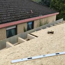 Fink Garage - Dachbeplankung Schräge Seitenwand