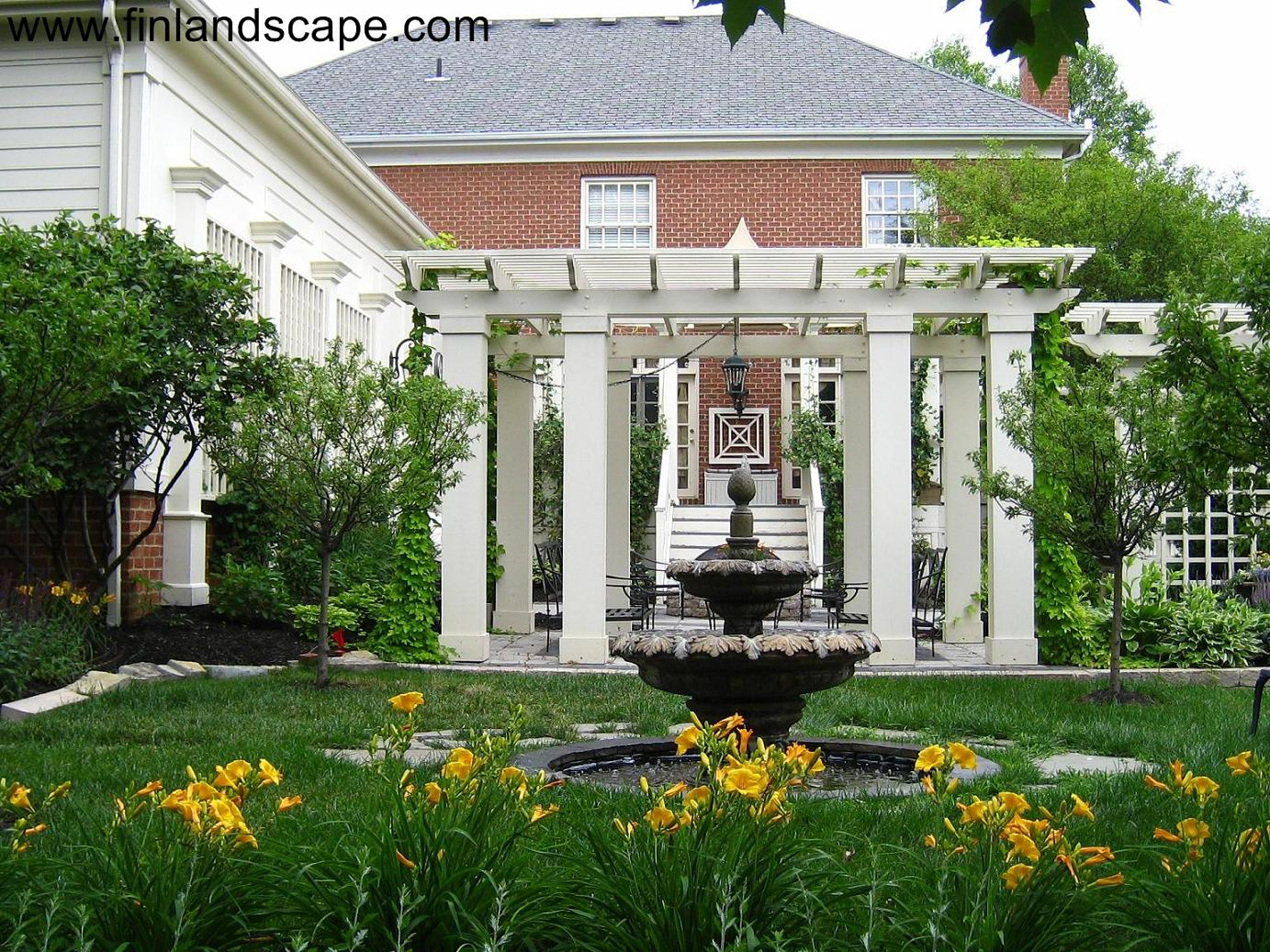 Finlandscape Llc Columbus Ohio Landscape Designers And