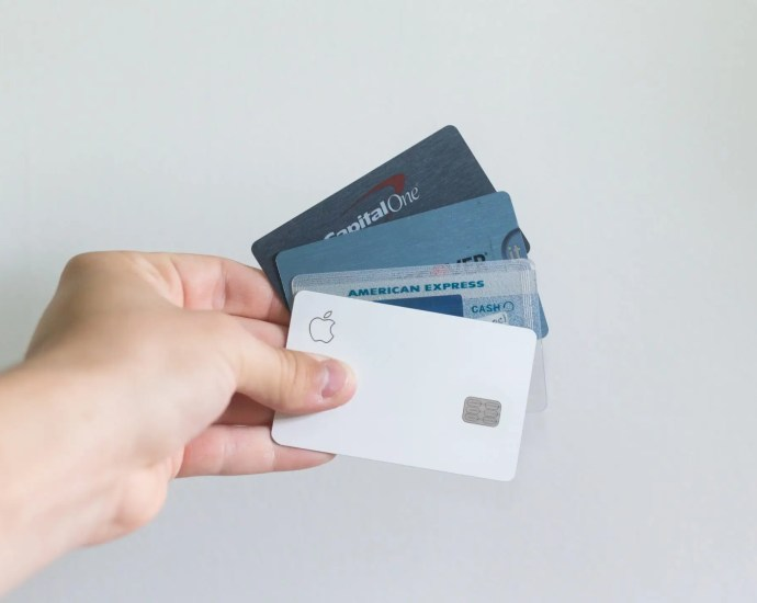 Owning credit cards is not as bad as people make yo believe
