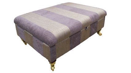 Gold Collection – Storage Ottoman