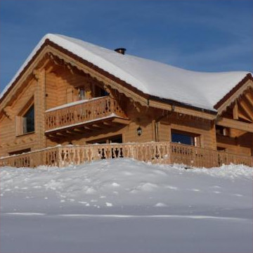 Chalet Maison Bois Amazing Collections Univers Bois With