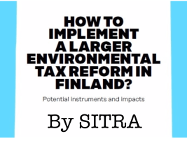 Increased emission taxes and lowed income tax can work!