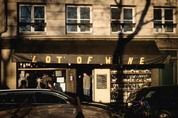 Lot of wine - sikkert mye god vin her