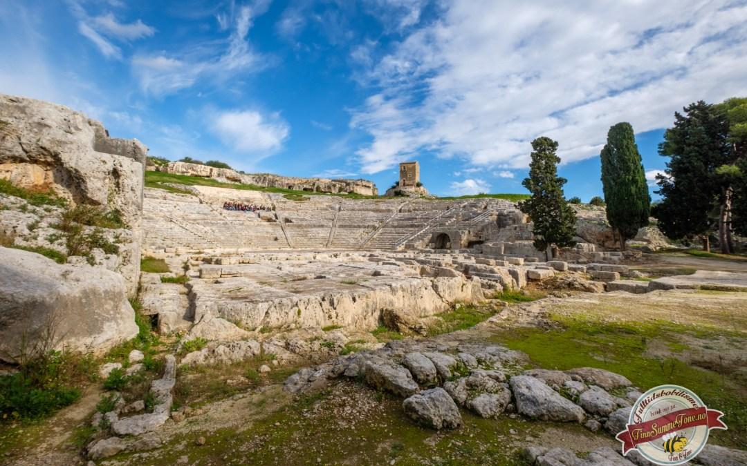Med bobil på Sicilia – Del 7 – Vi besøker den spennende byen Siracusa