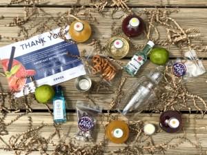 livraison box cocktails
