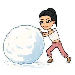 Compound interest snowball