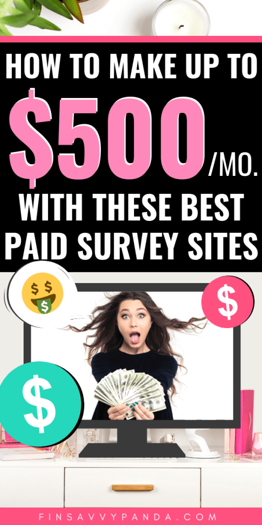 make money online with best survey sites