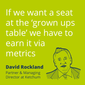 PR Quote David Rockland.
