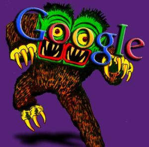 Google Beast Finsquared PR Outside the Box
