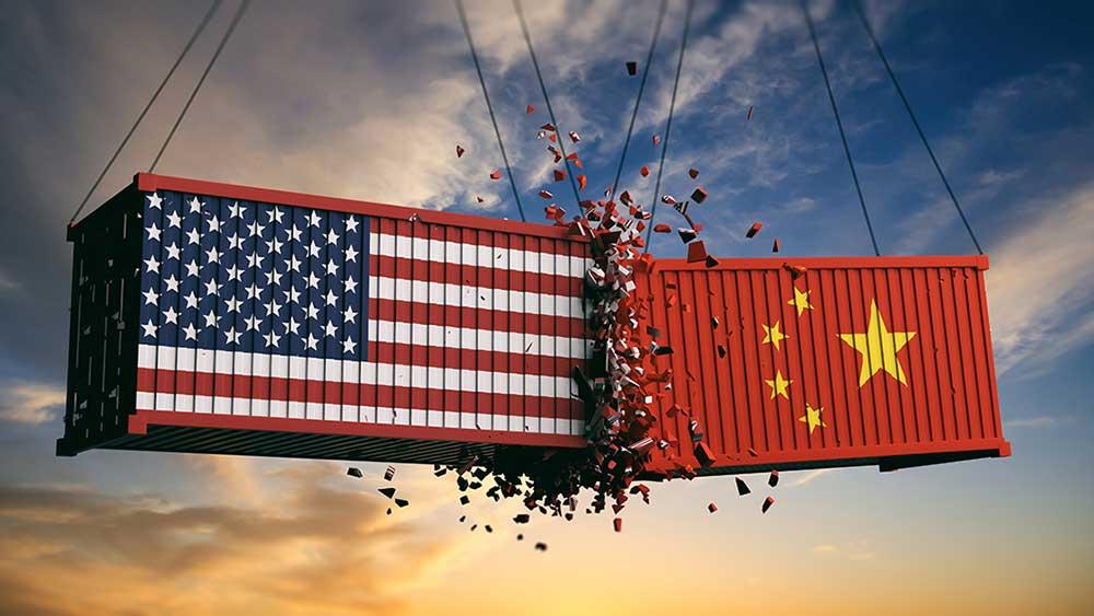 中美貿易戰1 – 衝突,是跌給你買的!