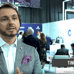 Innotribe 2018: Tim Grant, DrumG Financial Technologies
