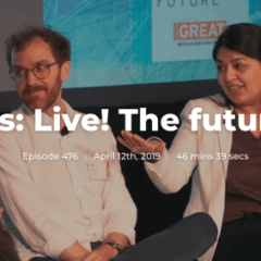 312. Insights: Live! The future of money