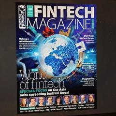 The Fintech Magazine Issue 15
