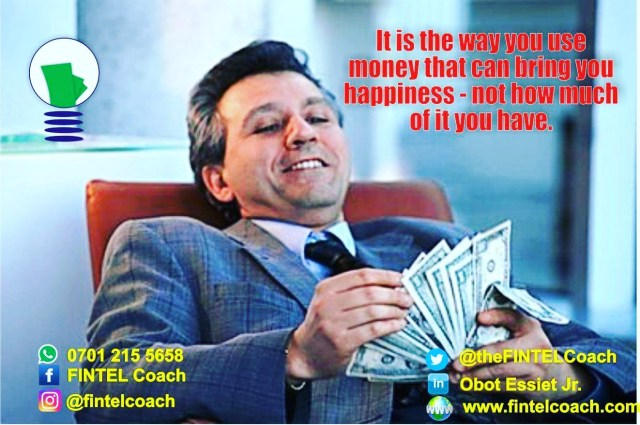 Money Is Made Up Of Numbers That Never End Fintel Coach