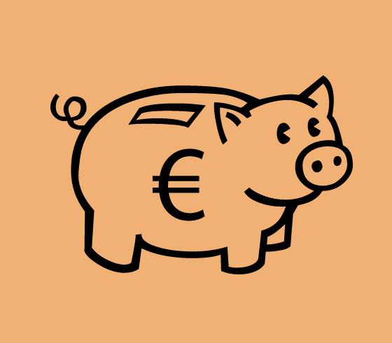 Depósitos: ahorrando a pequeña escala