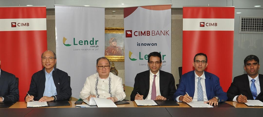 CIMB taps FINTQ's Lendr to achieve scale as it enters the Philippine market