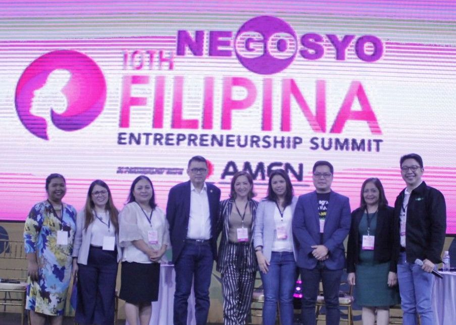 Financial technology helps Filipina entrepreneurs to save, borrow, and earn
