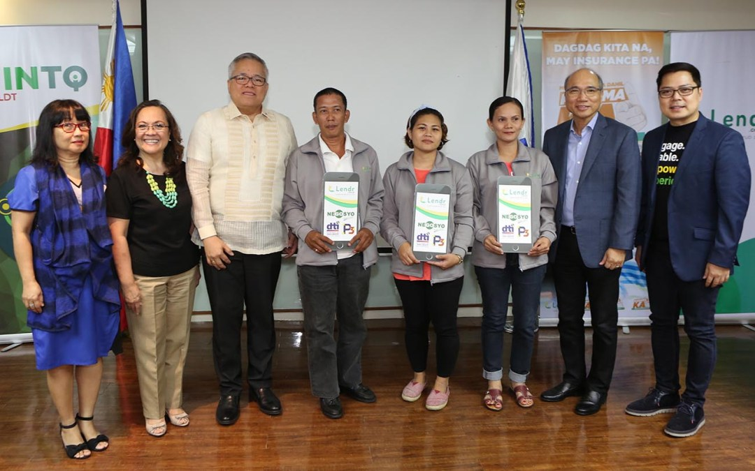 Voyager Innovations, FINTQ empower MSMEs through DTI's P3 Program
