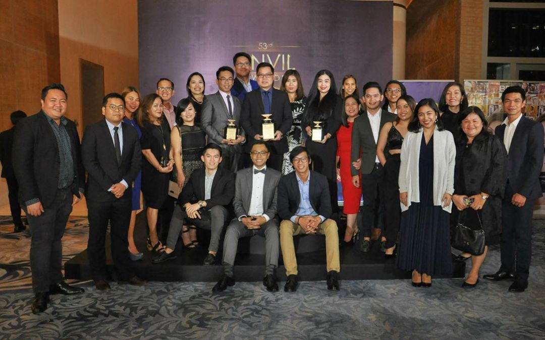Voyager Innovations bags three trophies at the 53rd Anvil awards