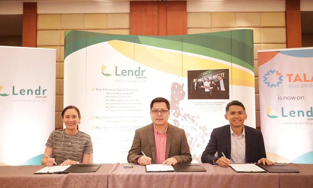 Tala Philippines further expands reach via Lendr