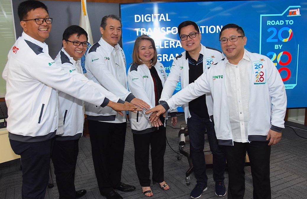FINTQ, BSP launch Road to 20 by 2020 campaign and digital accelerator program for financial institutions