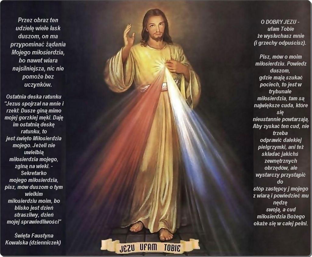 Koronka do Bożego Miłosierdzia on-line 15:00 + Adoracja Najświętszego Sakramentu na żywo 24h