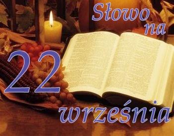 Słowo na 22 września 2021. Msza z różańcem na żywo. Ewangelia i komentarz.