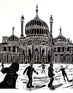 Brighton Royal Pavilion Ice Rink