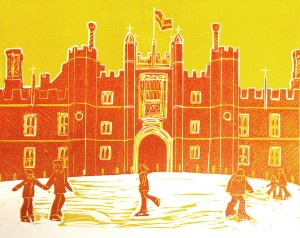 Hampton Court Ice Rink second colour