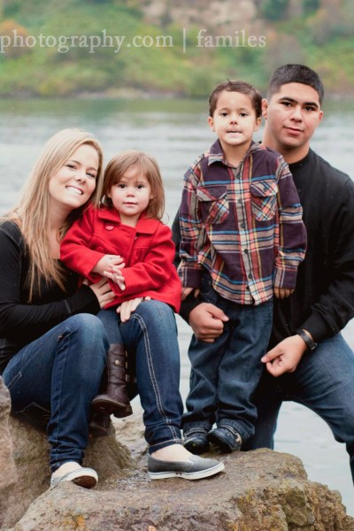 R Family | Bremerton Family Photographer