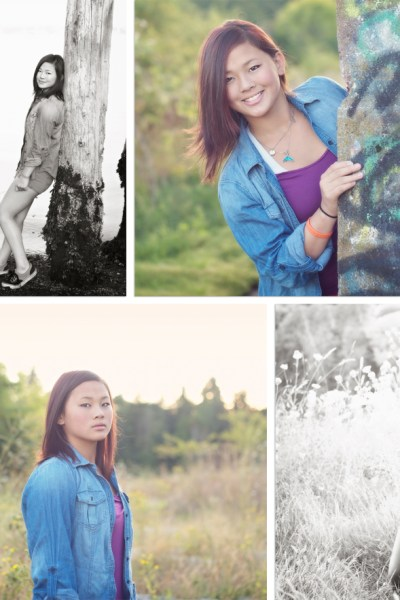Miss M. | Bainbridge Island Child Photographer