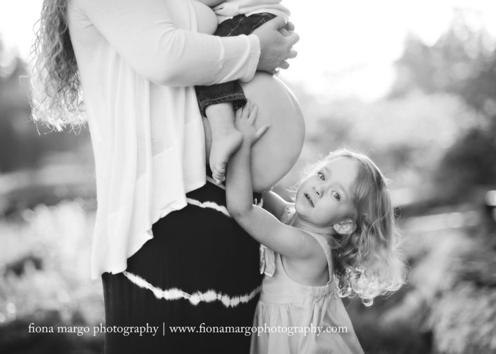 Bainbridge Island Maternity Photography