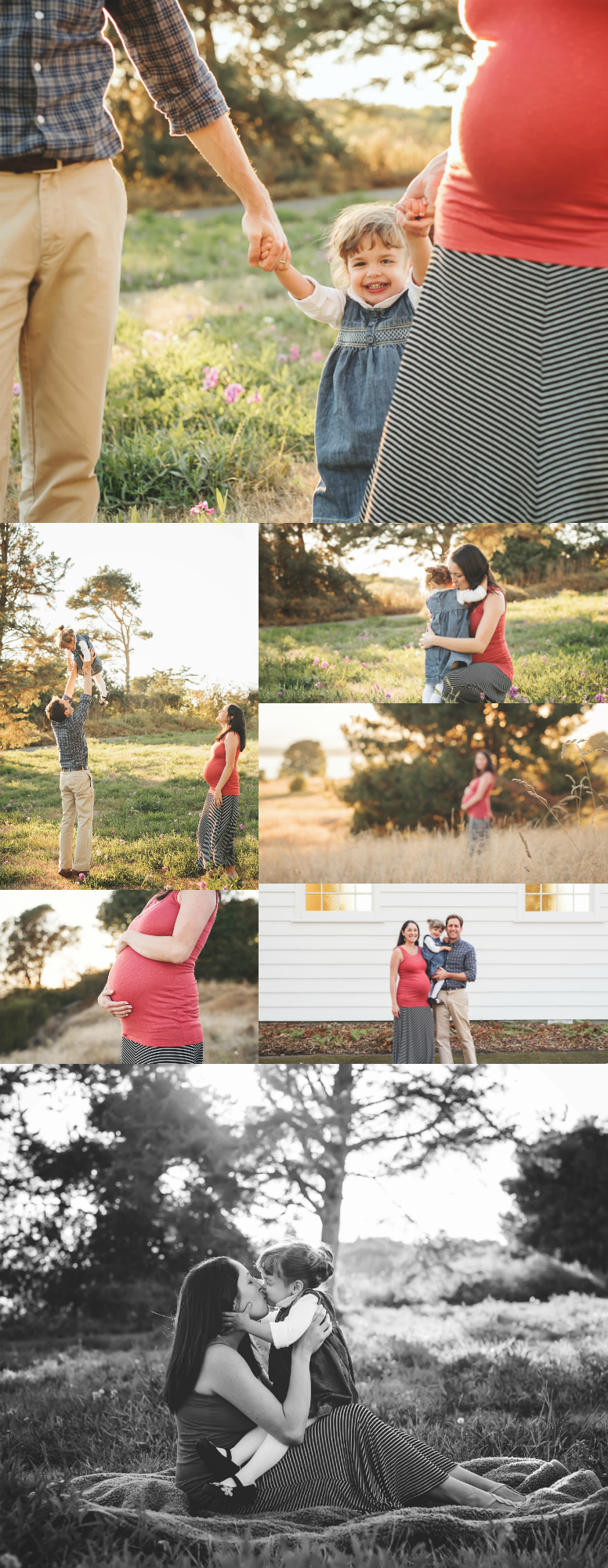 Bainbridge Island Maternity Photographer