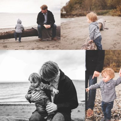 Golden Gardens, Seattle Family Photographer