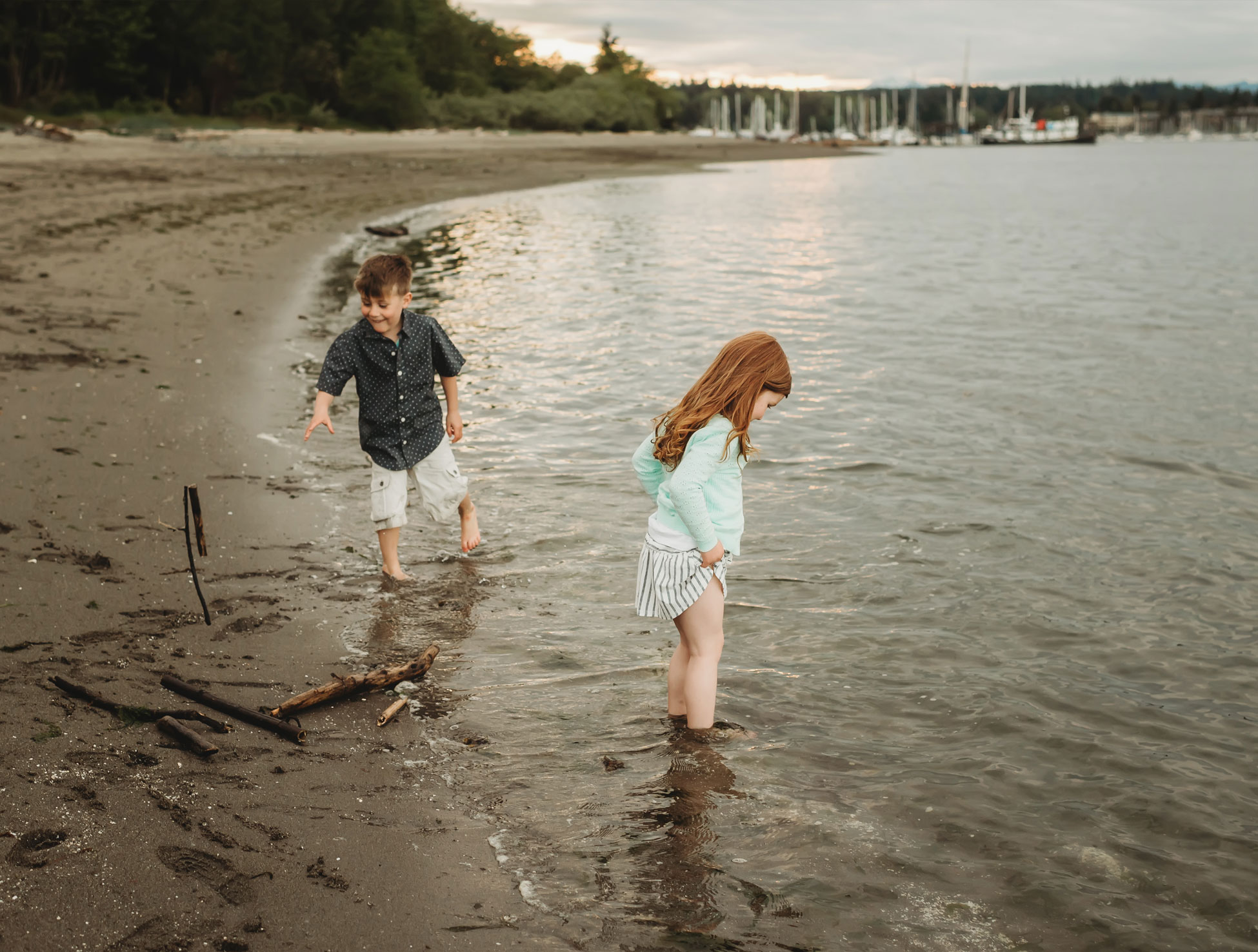 Bainbridge Island Family Photographer