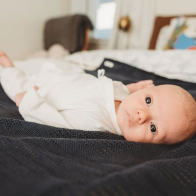 Newborn Boy in Seattle | Seattle Newborn Photographer