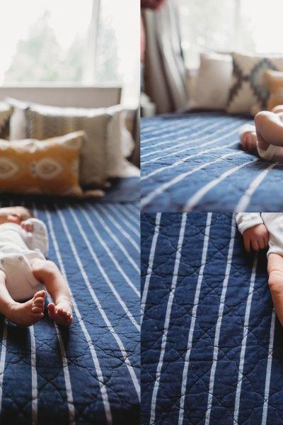 Brand New Baby Boy | Seattle Newborn Photos